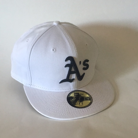 1200844df412c New Era Accessories | True Fitted As Baseball White And Black | Poshmark